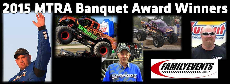2015 MTRA Banquet Award Winners